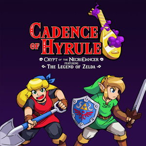 Cadence of Hyrule Crypt of the NecroDancer Featuring The Legend of Zelda Pack 3