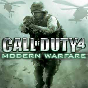 Call of Duty 4 Modern Warfare PS3 Code Price Comparison