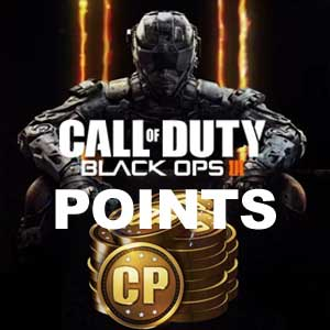 Call of Duty Black Ops 3 Points PS4 Code Price Comparison