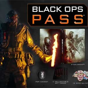 Call of Duty Black Ops 4 Black Ops Pass
