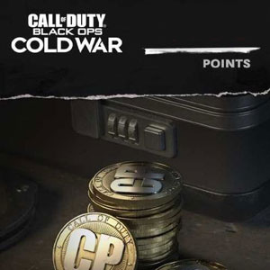 Call of Duty Black Ops Cold War Points Digital Download Price Comparison