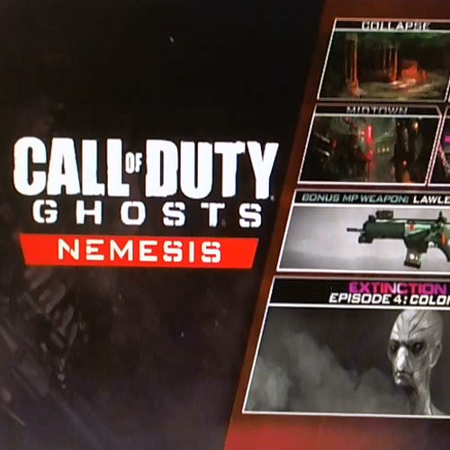 Call of Duty Ghosts Nemesis Digital Download Price Comparison