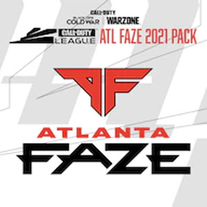 Call of Duty League Atlanta FaZe Pack 2021