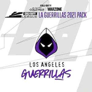 Call of Duty League LA Guerrillas Pack 2021