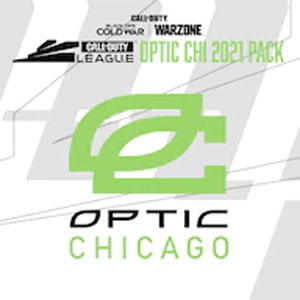 Call of Duty League OpTic Chicago Pack 2021
