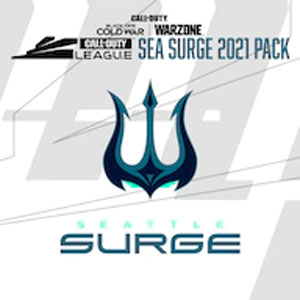 Call of Duty League Seattle Surge Pack 2021