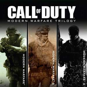 Call of Duty Modern Warfare Trilogy PS3 Code Price Comparison