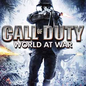Call of Duty World at War PS3 Code Price Comparison