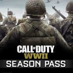 Call of Duty WW2 Season Pass