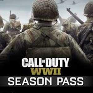 Call of Duty WW2 Season Pass Digital Download Price Comparison