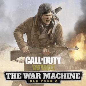 clé cd call of duty ww2 ps4