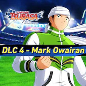 Captain Tsubasa Rise of New Champions Mark Owairan