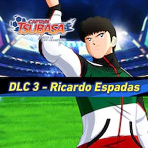 Captain Tsubasa Rise of New Champions Ricardo Espadas