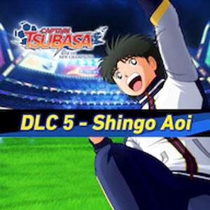 Captain Tsubasa Rise of New Champions Shingo Aoi