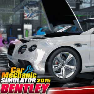 Car Mechanic Simulator 2015 Bentley Digital Download Price Comparison