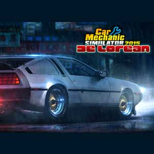 Car Mechanic Simulator 2015 DeLorean Digital Download Price Comparison
