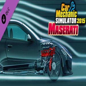 Car Mechanic Simulator 2015 Maserati