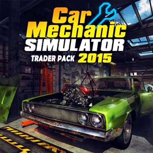 Car Mechanic Simulator 2015 Trader Pack Digital Download Price Comparison