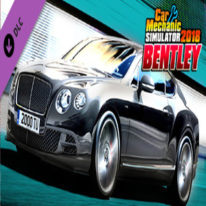 Car Mechanic Simulator 2018 Bentley REMASTERED