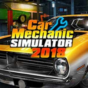 Car Mechanic Simulator 2018 Digital Download Price Comparison