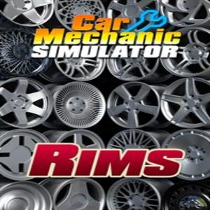 Car Mechanic Simulator Rims