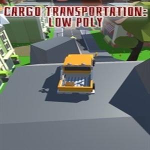 Cargo Transportation Low Poly