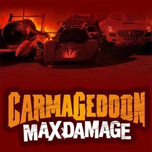 Carmageddon Max Damage Ps4 Code Price Comparison
