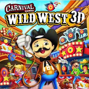 Buy Carnival Games Wild West 3D Nintendo 3DS Download Code Compare Prices