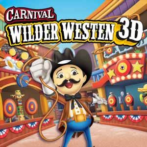 Buy Carnival Wilder Westen 3D Nintendo 3DS Download Code Compare Prices