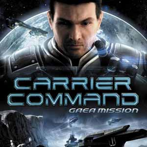 Carrier Command Gaea Mission Xbox 360 Code Price Comparison