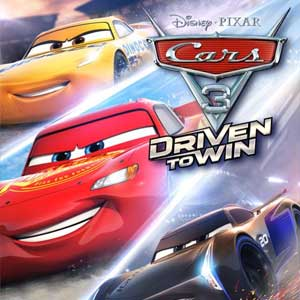 Cars 3 Driven to Win PS4 Code Price Comparison