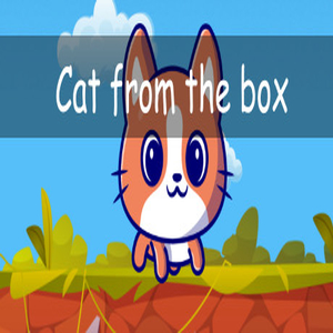 Cat from the box
