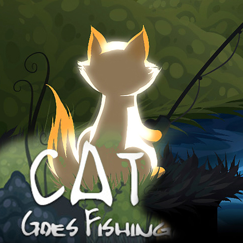 Cat Goes Fishing Digital Download Price Comparison