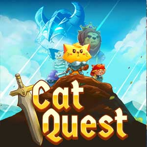 Cat Quest PS4 Code Price Comparison