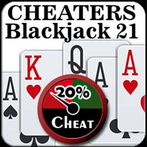 Cheaters Blackjack 21 Digital Download Price Comparison