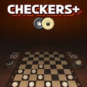Checkers Plus Draughts Game
