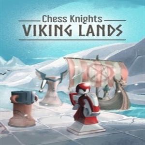 Chess Knights Viking Lands