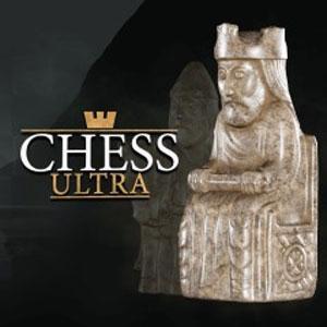 Chess Ultra Isle of Lewis Chess Set
