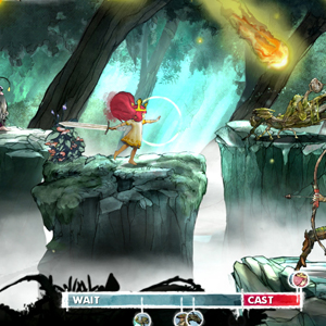 Child of Light Xbox One - Battle