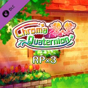 Chroma Quaternion RP x3