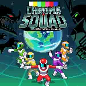 Chroma Squad Digital Download Price Comparison