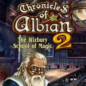 Chronicles of Albian 2 The Wizbury School of Magic