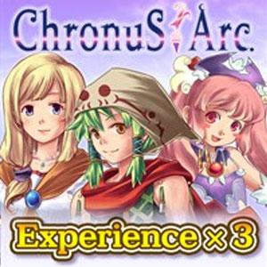 Chronus Arc Experience x3