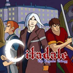 Citadale The Legend's Trilogy