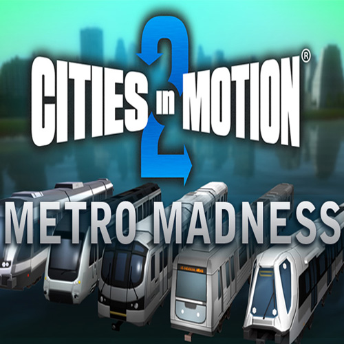 Cities in Motion 2 Metro Madness Digital Download Price Comparison