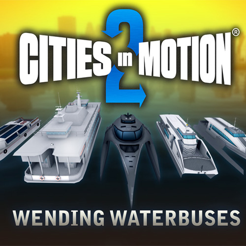 Cities in Motion 2 Wending Waterbuses Digital Download Price Comparison