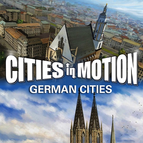 Cities in Motion German Cities Digital Download Price Comparison