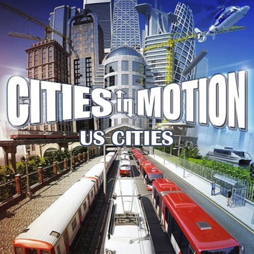 Cities in Motion US Cities Digital Download Price Comparison