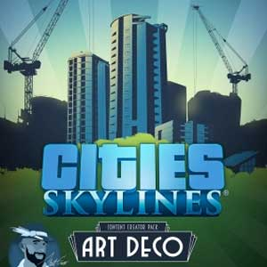 Cities Skylines Content Creator Pack Art Deco Digital Download Price Comparison