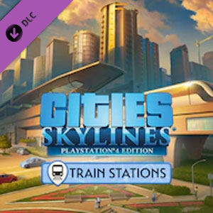 Cities Skylines Content Creator Pack Train Stations